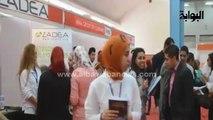 فعاليات ملتقى التوظيف بجامعة عين شمس