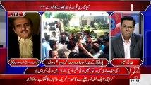 Akbar S Babar Blast On PTI Chairman Imran Khan And Tehreek -e- Insaf