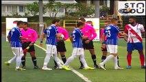 Fútbol : Barrio México vs Escazuceña 2 Mayo 2015