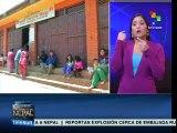 Niños de Nepal reciben vacunas contra el sarampión