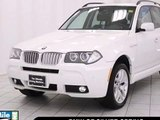 2008 BMW X3 #T13343 in Baltimore MD Washington DC, MD 20904 - SOLD