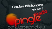 Pingle Radio Tests - Canulars téléphoniques - Romuald ne connait aucune émission de sa radio favorite ! - Pingle Radio Tests