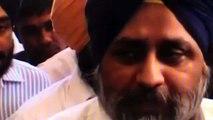Bhagwant Mann reply Sukhbir Badal, on Punjab Police,Drugs in Punjab