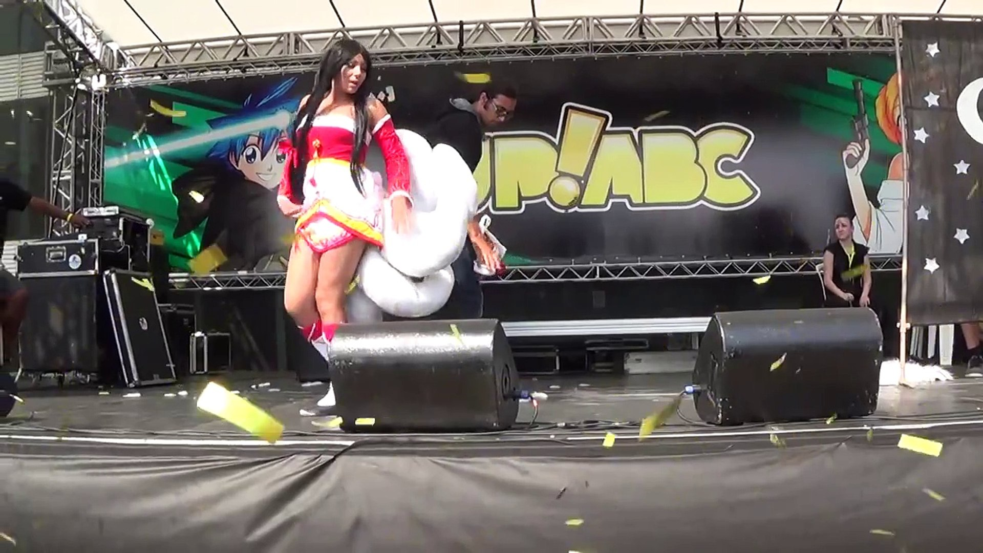 Up!ABC 2015 - Conc. Cosplay Individual: Ahri - League of Legends