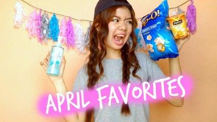 April Favorites | Yzabelle Provido