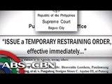 Pagtanggal sa Filipino subject sa kolehiyo, pinigil ng SC
