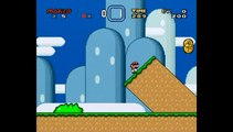 LET'S PLAY SUPER MARIO WORLD SUPER MARIO ALL STARS FOR SNES SUPER FAMICOM GAME REVIEW
