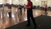 DANCING HEART Samba Line Dance (Tutorial  & Demo by Choreographer Ira Weisburd.m2ts