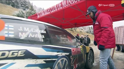 WRC 2015 Rally 01 - Monte Carlo - Day 1