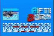 After Burner - Level 1 (Sega Master System)