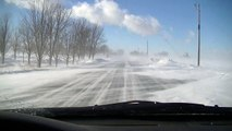 BREAKING Polar Vortex Brutal Cold Midwest Whiteout Conditions Minnesota Plus Extreme Cold