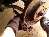 ***HOW TO CHANGE BRAKES ROTORS 96-21 VW - AUDI ! HOW TO REPLACE BRAKES ROTORS