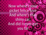 Gives You Hell Lyrics - All American Rejects