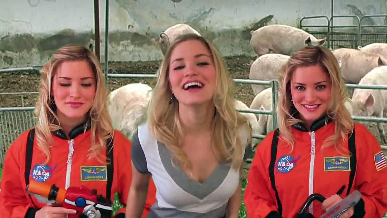SWINE FLU MUSIC VIDEO: SWINE BUSTERS: Ghostbusters spoof   iJustine