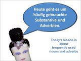 Common Words #7 - today, yesterday, tomorrow ... - Learn German with Martha - Deutsch lernen