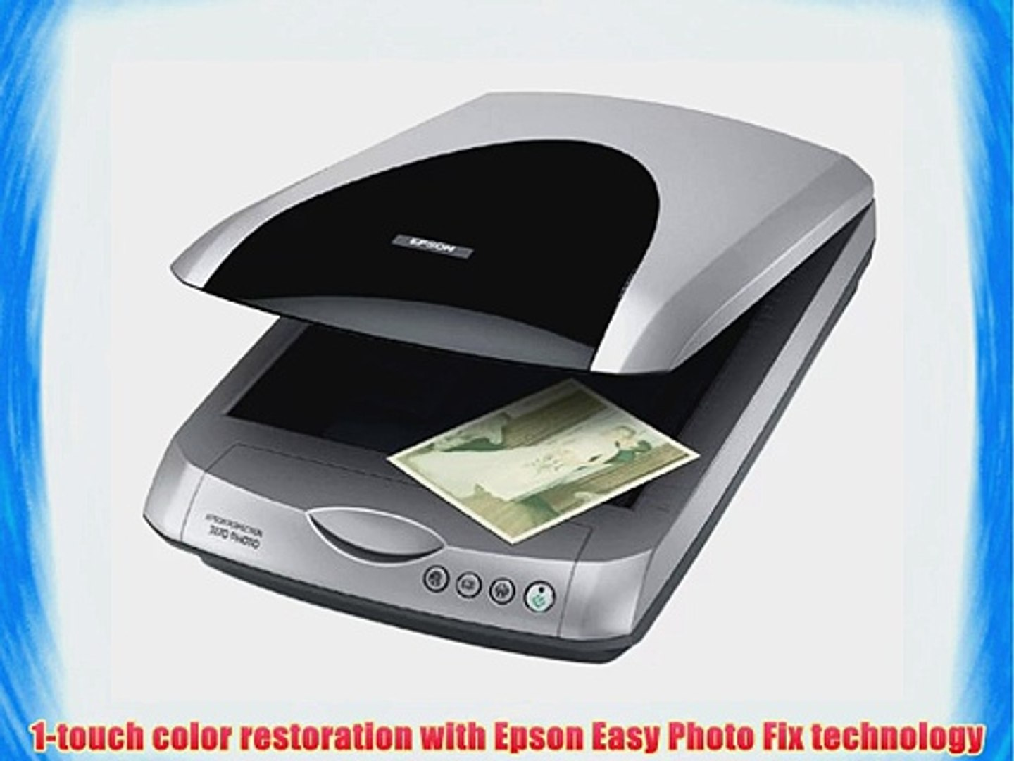 Epson Perfection 3170 Photo Scanner