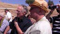 Göbekli Tepe, Turkey, with Graham Hancock, Andrew Collins & Hugh Newman on the 'Origins' Tour