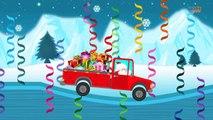 Santa Gift's Truck | Santa's Truck | Merry Christmas