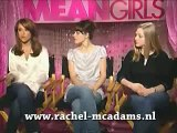 Rachel McAdams - Mean Girls interview