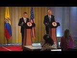 Declaración conjunta, Presidente Juan Manuel Santos y vicepresidente de Estados Unidos, Joseph Biden