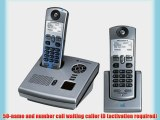 Cordless Telephone with Digital Answering Machine and Call Waiting Caller Id