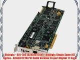 Dialogic - 881-766 (D240JCTT1W) - Dialogic Single Span-JCT Series - D240JCTT1W PCI RoHS Version