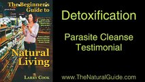 Worms & Parasites Leave Kim After Doing a Parasite Detoxification Cleanse with Herbs, Fiber & Tea