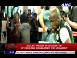 Analyst: referee for Mayweather-Pacquiao fight crucial