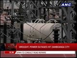 Drought, power outages hit Zamboanga City