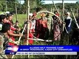 Alleged MILF training camp in Iligan dismantled