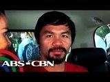 Pacquiao muling sumailalim sa drug test