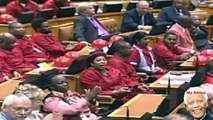 Julius Malema Defending Suspension Of The Economic Freedom Fighters (EFF)
