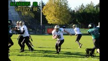 All backers Vs Grizzlys 21-12-2014