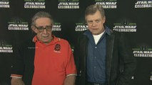 Star Wars: Episode VII - The Force Awakens, Star Wars Celebration - Mark Hamill, Peter Mayhew