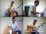 Wild World Cat Steven-Solo Acoustic Guitar Piano Cover (4 Ruddy Meicher Fingerstyle Picking)