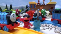 Play Doh Thomas & Friends Pirate Sesame Street Elmo Cookie Monster Disney Jake Pirates Thomas