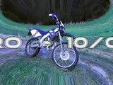 Cross 50cc derbi xrace cross session tout terrain