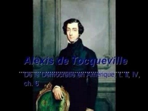 Tocqueville, despotisme démocratique