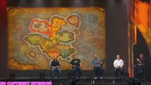 Draenor ZONES Video Footage Warlords of Draenor World of Warcraft - Blizzcon 2013