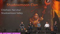 Draenor Clans Explained Warlords of Draenor World of Warcraft - Blizzcon 2013