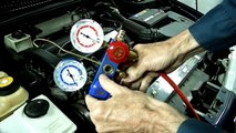 Checking Automotive A/C Pressures (updated)