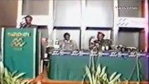 Extraits de discours de l'intègre Thomas Sankara
