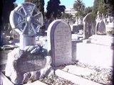 English cemetery Nice France Cimetière des Anglais Caucade Nice