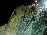 La Quebrada de Acapulco, clavados nocturnos!!! - Night Cliff diving in Acapulco