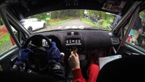 Caméra embarqué Rallye Plaine et Cimes 2015 (ES3 - Col Amic) Equipage KOENIG - GRASSER