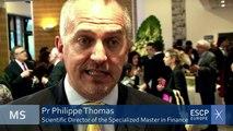 Cérémonie de remise de diplômes Mastères Spécialisés ESCP Europe