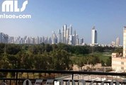 Brand New 2 Bed   Maid   Study With Amazing Views   Panorama Tower Greens and Views - mlsae.com