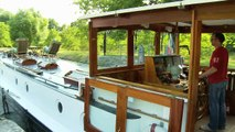 Barge Cruise France, Burgundy canal and river cruise