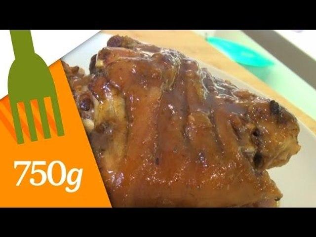 Recette de Jarret de porc - 750 Grammes