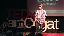 Els nens estem desaprofitats   Quim Nuñez   TEDxSantCugat